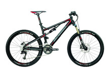 Bergamont Contrail 8.3 black/red (matt)